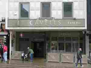 Cavells Cafe Bar Sheffield, City Centre