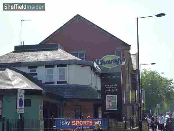 Champs Sheffield, Ecclesall Road