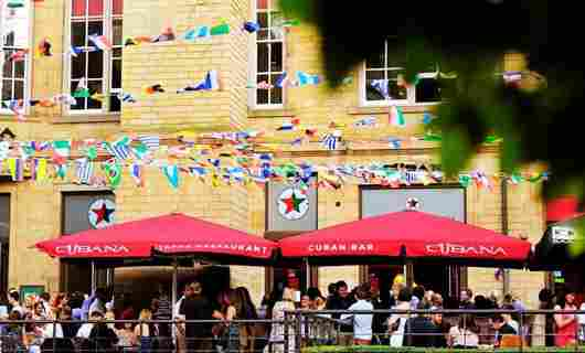 Cubana Sheffield, City Centre Leopold Square