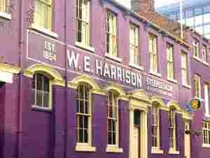 Harrisons 1854 Sheffield, City Centre West Street