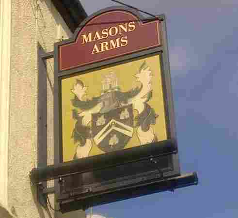 Masons Arms Sheffield, Crookes