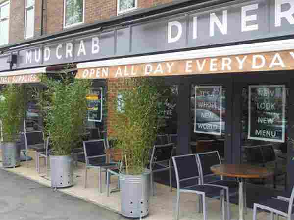 Mud Crab Diner Sheffield, Ecclesall Road