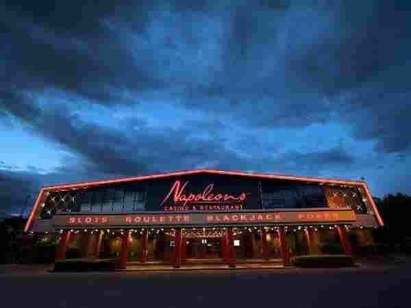 Napoleons casino hillsborough
