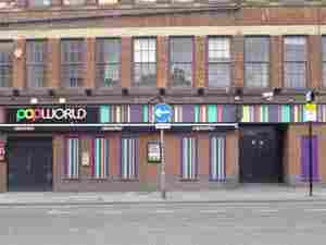 Popworld Sheffield, City Centre