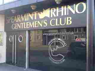 Spearmint Rhino Sheffield, City Centre