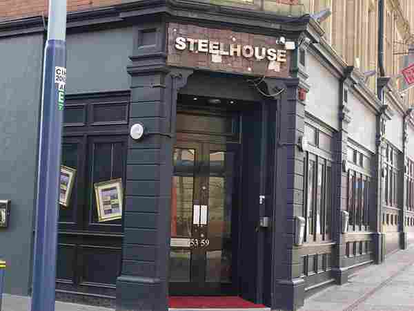 Steelhouse Sheffield, City Centre West Street