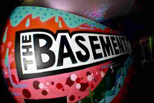 The Basement Sheffield, City Centre West Street