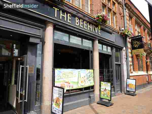 The Beehive Sheffield, City Centre West Street