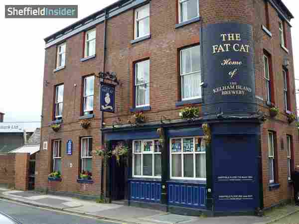 The Fat Cat Sheffield, Kelham Island
