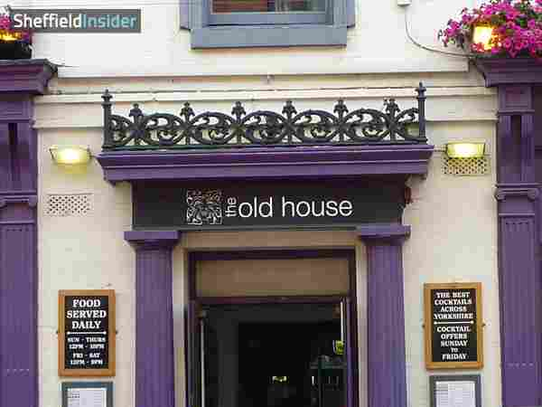 The Old House Sheffield, City Centre Devonshire Street