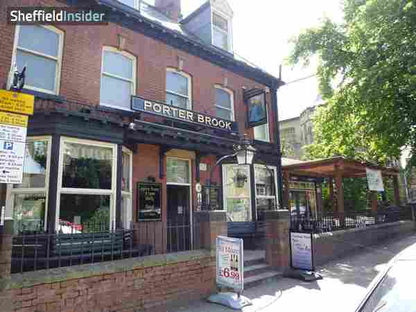 The Porter Brook Sheffield, Ecclesall Road