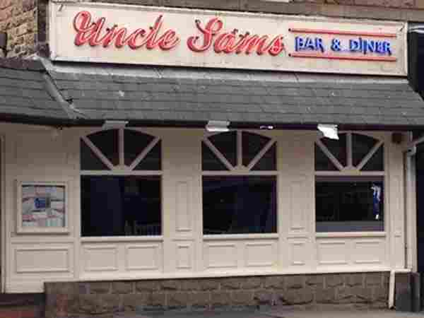 Uncle Sams Diner Sheffield, Ecclesall Road