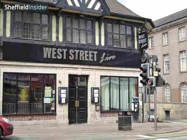 West Street Live Sheffield, City Centre West Street