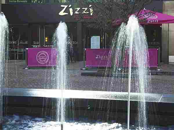 Zizzi Sheffield, City Centre Leopold Square