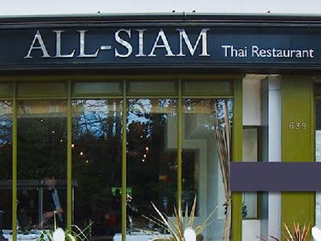 Thai Restaurant Ecclesall Road