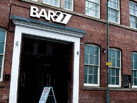 Bar 27 Sheffield, City Centre