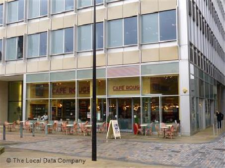 Cafe Rouge Sheffield, St Pauls
