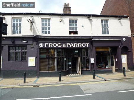 Frog & Parrot Sheffield, Division Street
