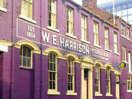 Harrisons 1854 Sheffield, West Street