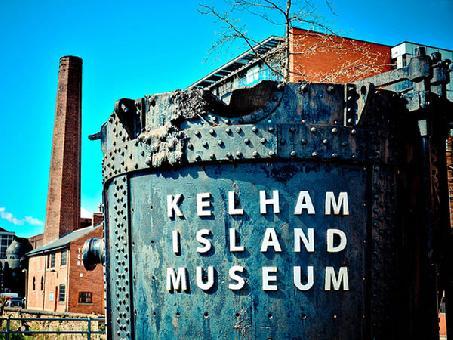 Kelham Island Museum Sheffield, Kelham Island