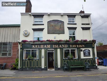 Kelham Island Tavern Sheffield, Kelham Island