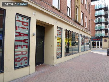 Players Bar Sheffield, West Street