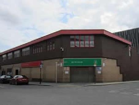 Plug Sheffield, City Centre