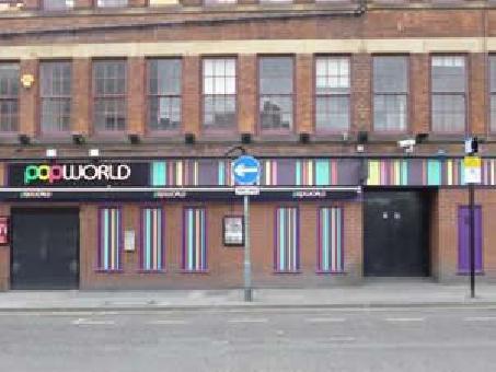 Popworld Sheffield, City Centre