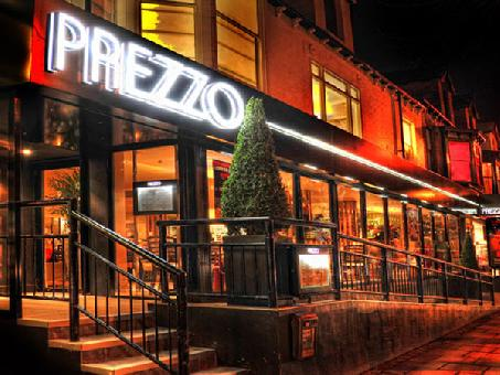 Prezzo Sheffield, Ecclesall Road