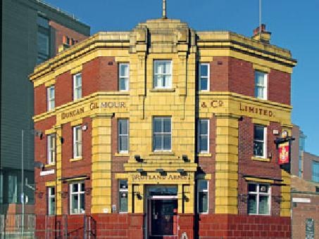 Rutland Arms Sheffield, City Centre