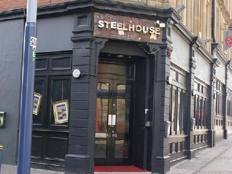Steelhouse Sheffield, West Street