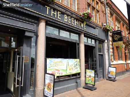 The Beehive Sheffield, West Street