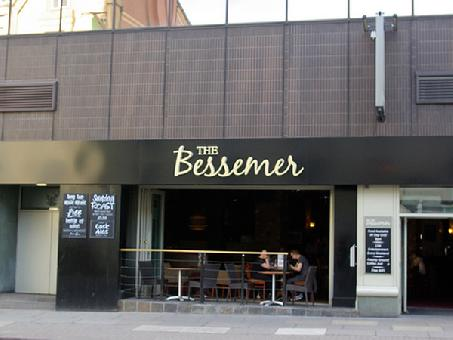 The Bessemer Sheffield, City Centre