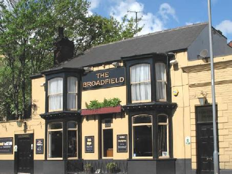 The Broadfield Sheffield, Nether Edge
