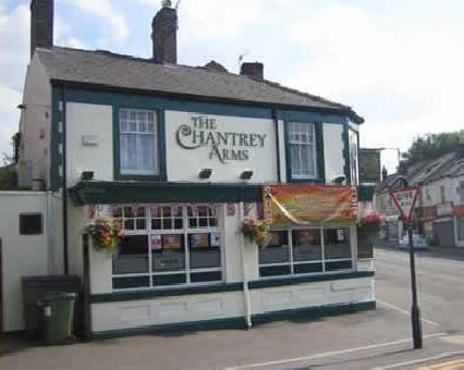 The Chantrey Arms Sheffield, Woodseats