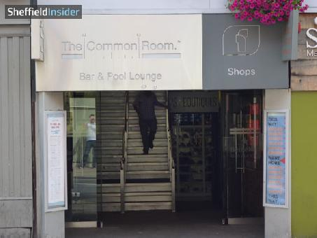 The Common Room Sheffield, Devonshire Street