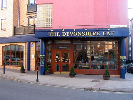 The Devonshire Cat Sheffield, City Centre