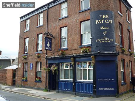 The Fat Cat Sheffield, Kelham Island - Sheffield Pub