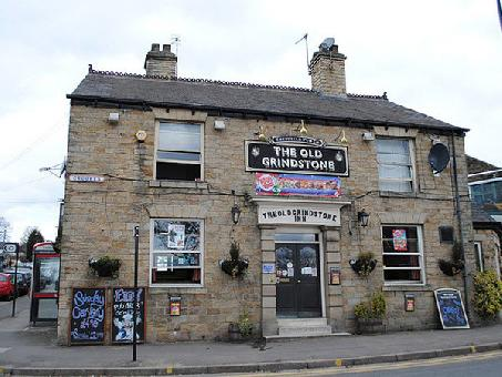 The Old Grindstone Sheffield, Crookes