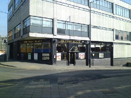 The Penny Black Sheffield, City Centre