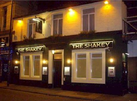 The Shakey Sheffield, Hillsborough