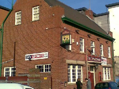 The Sportsman Inn Sheffield, City Centre