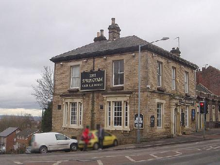The Springvale Sheffield, Crookes