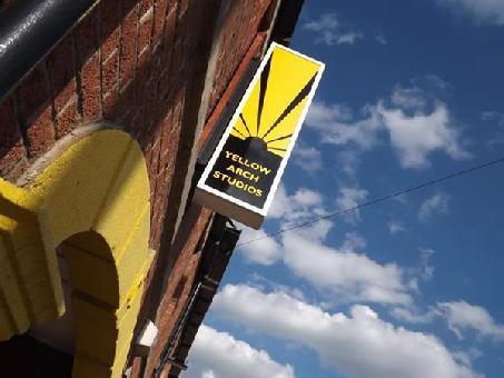 Yellow Arch Studios Sheffield, Neepsend
