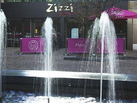 Zizzi Sheffield, Leopold Square