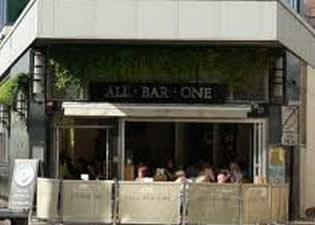 All Bar One Sheffield, City Centre Leopold Square