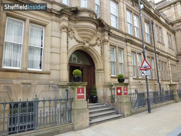 Leopold Hotel Sheffield, City Centre Leopold Square