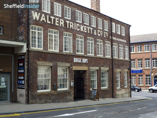 Maggie Mays Sheffield, City Centre