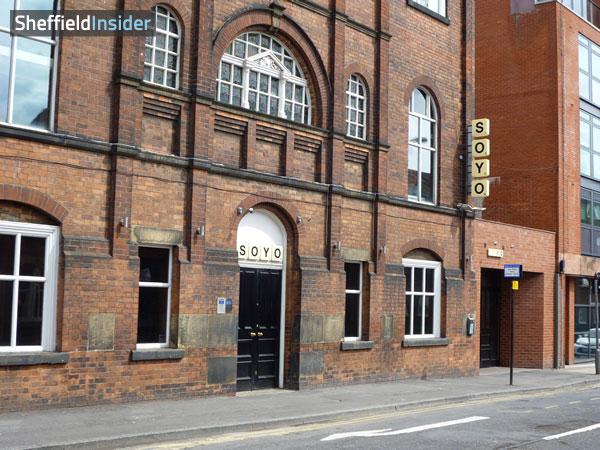 Locker Room Sheffield
