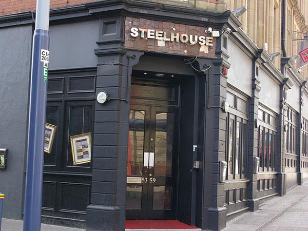 Steelhouse Sheffield, City Centre West Street